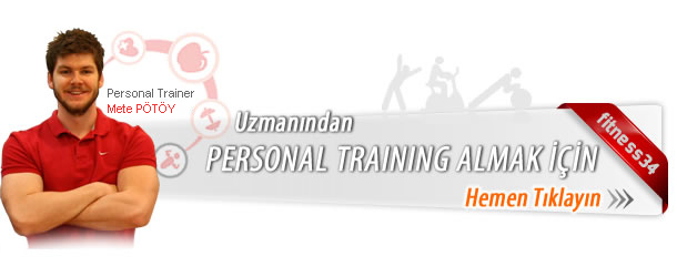 personal training başvuru